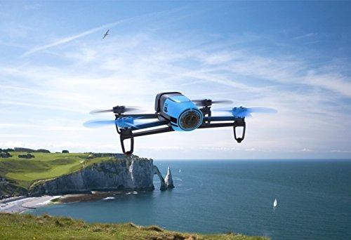 Parrot Bebop Drohne, blau - 10