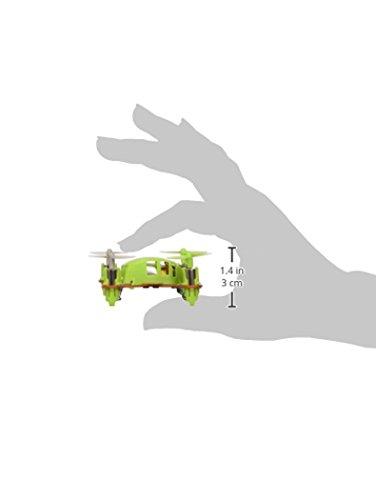 Revell Control 23943 - Mini Nano Quad Copter, grün - 6