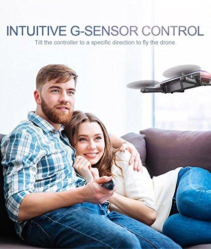 JJRC H47 ELFIE Plus Faltbare Selfie Drone - 2