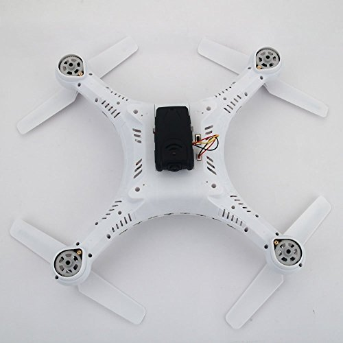 P PLATER® JJRC H5C Mini Headless Mode 2.4G 4CH 6Axis Remote Control Quadcopter Toys with 2GB Memory Card and 2.0MP HD Camera RTF,Color White - 3