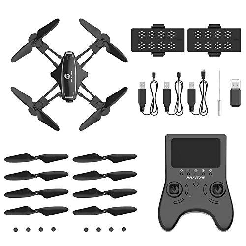Holy Stone FPV HS230 RC Drohne, schwarz - 8