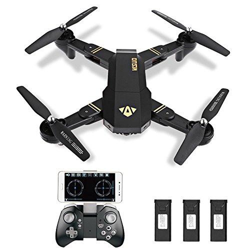Faltbare Kamera Drohne, Live Übertragung