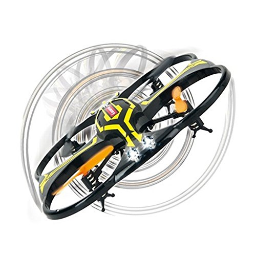 Carrera Quadrocopter CRC X1, 2.4 GHz - 2