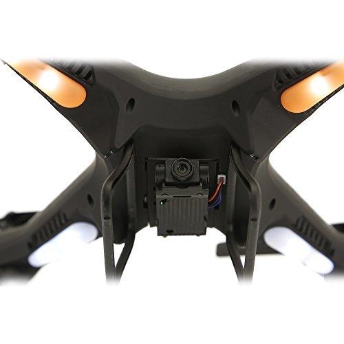 zoopa ZQ0420 - ACME - Q 420 cruiser Quadrokopter, 720p HD Cam, 6-Achsen Gyro System, 2.4 GHz Fernbedienung, Propellerschutz, 360 Grad Flip - 5