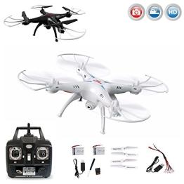 X5SC-1 Explorers 2 Pro HD-Quadrocopter,4.5-Kanal Drohne,2.4GHz,Headless,HD Kamera,2xAkku,Crash-Kit - 1
