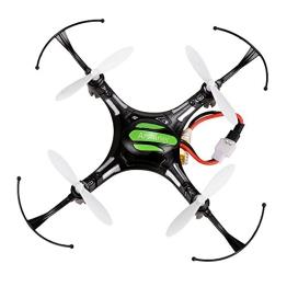 Arshiner Q8 Mini 2.4G 4CH 6 Achse RTF RC Quadcopter CF-Modus Remote Controller automatischer Zurückflug Schwarz - 1
